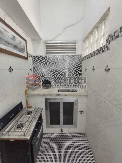 cozinha - Excelente Apartamento Quarto e Sala MOBILIADO na Glória - LAAP13000 - 17