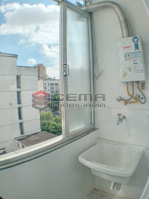 Área de serviço  - Apartamento 1 quarto para alugar Tijuca, Zona Norte RJ - R$ 1.250 - LAAP12977 - 20