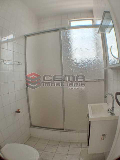 Banheiro  - Apartamento 1 quarto para alugar Tijuca, Zona Norte RJ - R$ 1.250 - LAAP12977 - 17