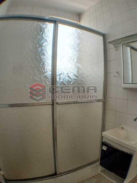 Banheiro  - Apartamento 1 quarto para alugar Tijuca, Zona Norte RJ - R$ 1.250 - LAAP12977 - 18