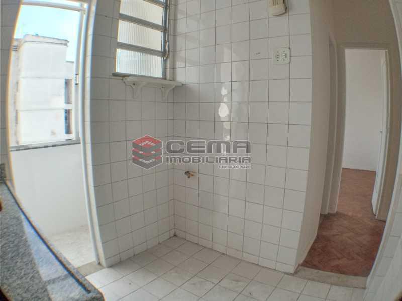 Cozinha  - Apartamento 1 quarto para alugar Tijuca, Zona Norte RJ - R$ 1.250 - LAAP12977 - 16