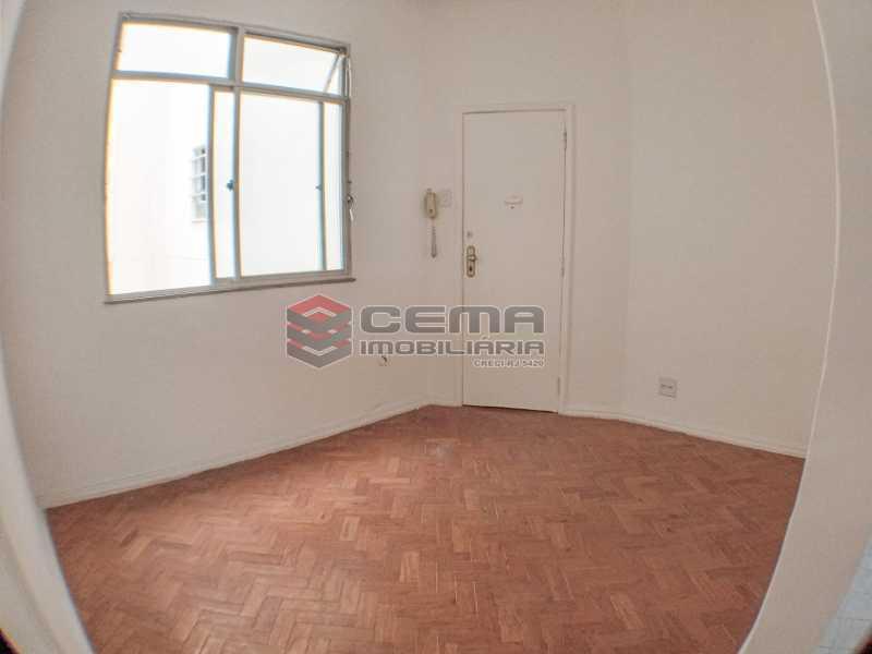 Sala  - Apartamento 1 quarto para alugar Tijuca, Zona Norte RJ - R$ 1.250 - LAAP12977 - 4