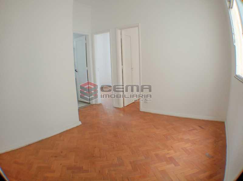 Sala  - Apartamento 1 quarto para alugar Tijuca, Zona Norte RJ - R$ 1.250 - LAAP12977 - 1