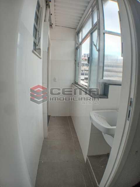 Área de serviço - Apartamento 2 quartos para alugar Tijuca, Zona Norte RJ - R$ 1.850 - LAAP25338 - 19