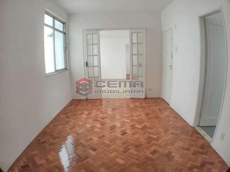 Sala - Apartamento 2 quartos para alugar Tijuca, Zona Norte RJ - R$ 1.850 - LAAP25338 - 1