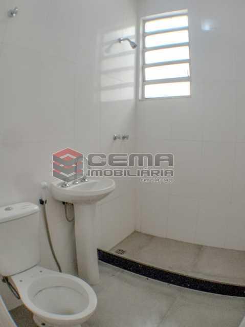 Banheiro social - Apartamento 2 quartos para alugar Tijuca, Zona Norte RJ - R$ 1.850 - LAAP25338 - 18
