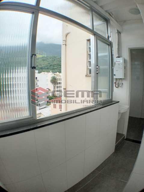 Área de serviço - Apartamento 2 quartos para alugar Tijuca, Zona Norte RJ - R$ 1.850 - LAAP25338 - 20