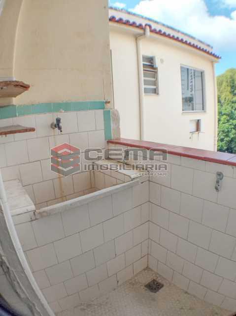Área de serviço - Apartamento 1 quarto para alugar Rio Comprido, Rio de Janeiro - R$ 1.200 - LAAP12978 - 15