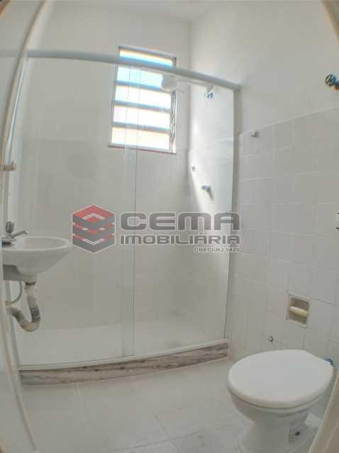 Banheiro - Apartamento 1 quarto para alugar Rio Comprido, Rio de Janeiro - R$ 1.200 - LAAP12978 - 12