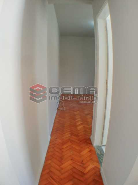 Corredor - Apartamento 1 quarto para alugar Rio Comprido, Rio de Janeiro - R$ 1.200 - LAAP12978 - 6