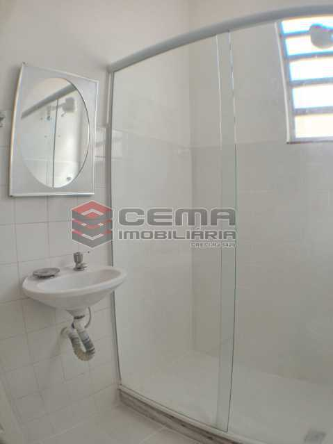Banheiro - Apartamento 1 quarto para alugar Rio Comprido, Rio de Janeiro - R$ 1.200 - LAAP12978 - 11