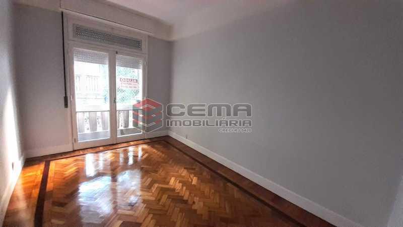 Quarto 1 - Apartamento para alugar Rua Cândido Mendes,Glória, Zona Sul RJ - R$ 2.000 - LAAP34534 - 3
