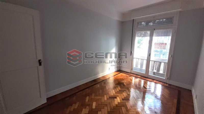 Quarto 1 - Apartamento para alugar Rua Cândido Mendes,Glória, Zona Sul RJ - R$ 2.000 - LAAP34534 - 4