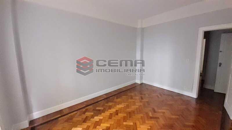 Quarto 2 - Apartamento para alugar Rua Cândido Mendes,Glória, Zona Sul RJ - R$ 2.000 - LAAP34534 - 7