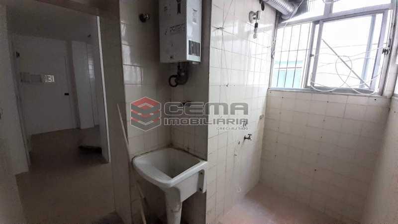 Área de serviço - Apartamento para alugar Rua Cândido Mendes,Glória, Zona Sul RJ - R$ 2.000 - LAAP34534 - 14