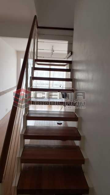 197cbb60-f6e6-4acd-b40a-05db4e - Cobertura 4 quartos à venda Flamengo, Zona Sul RJ - R$ 2.650.000 - LACO40156 - 5