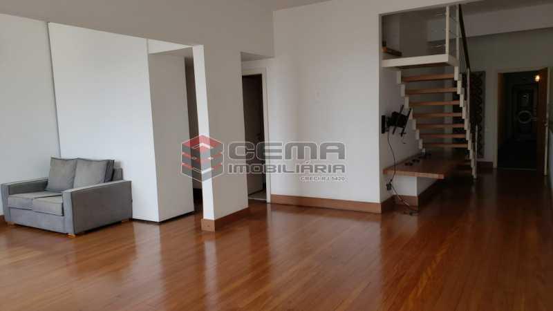 a39db068-bd36-4b7e-aee7-d0b7a1 - Cobertura 4 quartos à venda Flamengo, Zona Sul RJ - R$ 2.650.000 - LACO40156 - 3