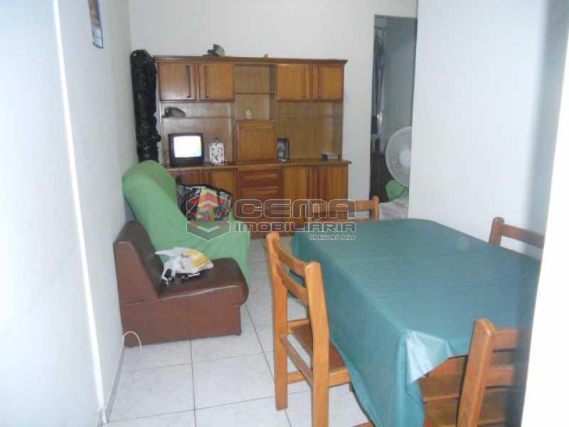 670186761094442 - Apartamento 1 quarto à venda Glória, Zona Sul RJ - R$ 360.000 - LAAP12981 - 1