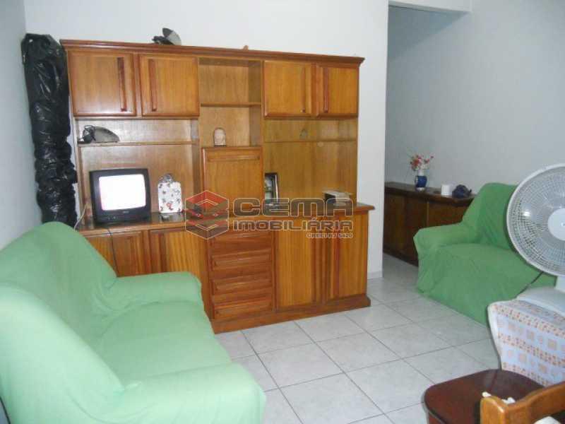 679134761379137 - Apartamento 1 quarto à venda Glória, Zona Sul RJ - R$ 360.000 - LAAP12981 - 3