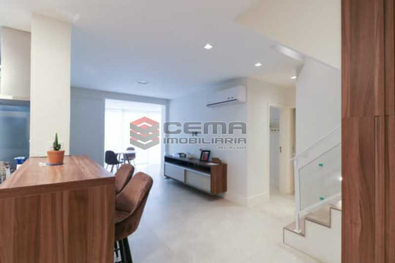 8533e765-b494-4e9a-ab26-dd2545 - Cobertura 3 quartos à venda Laranjeiras, Zona Sul RJ - R$ 2.100.000 - LACO30312 - 11