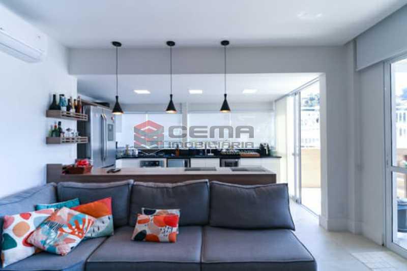afc0f587-4363-4db4-9a5a-b56129 - Cobertura 3 quartos à venda Laranjeiras, Zona Sul RJ - R$ 2.100.000 - LACO30312 - 7