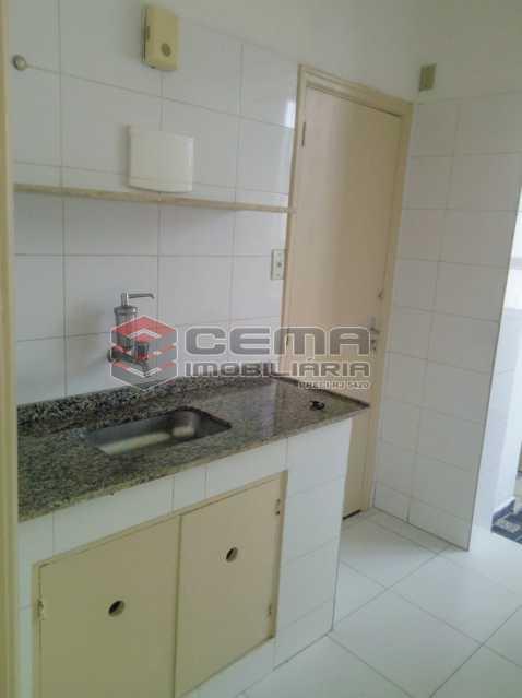 Cozinha  - Apartamento 2 quartos para alugar Laranjeiras, Zona Sul RJ - R$ 2.500 - LAAP25349 - 13