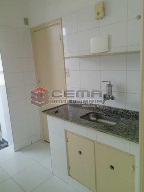 Cozinha  - Apartamento 2 quartos para alugar Laranjeiras, Zona Sul RJ - R$ 2.500 - LAAP25349 - 14