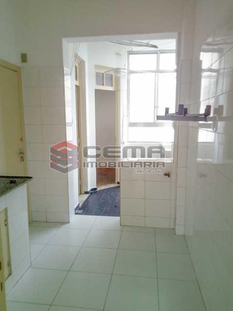 Cozinha e dep de serv.  - Apartamento 2 quartos para alugar Laranjeiras, Zona Sul RJ - R$ 2.500 - LAAP25349 - 15