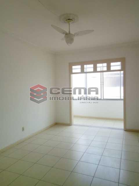 Sala - Apartamento 2 quartos para alugar Laranjeiras, Zona Sul RJ - R$ 2.500 - LAAP25349 - 5