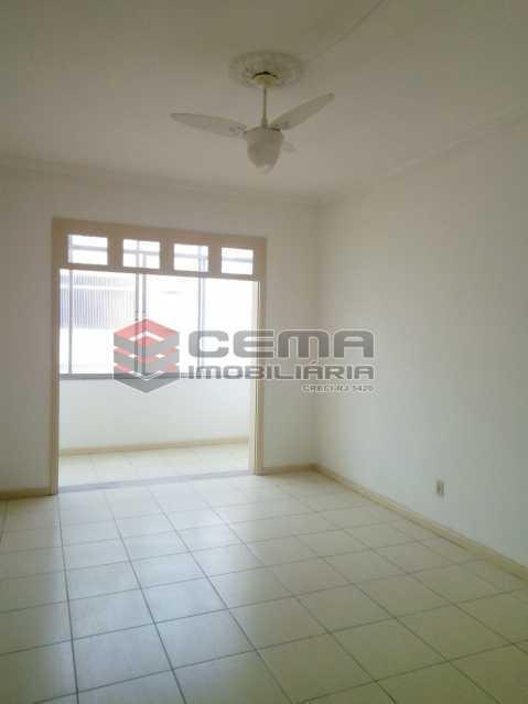 Sala - Apartamento 2 quartos para alugar Laranjeiras, Zona Sul RJ - R$ 2.500 - LAAP25349 - 4