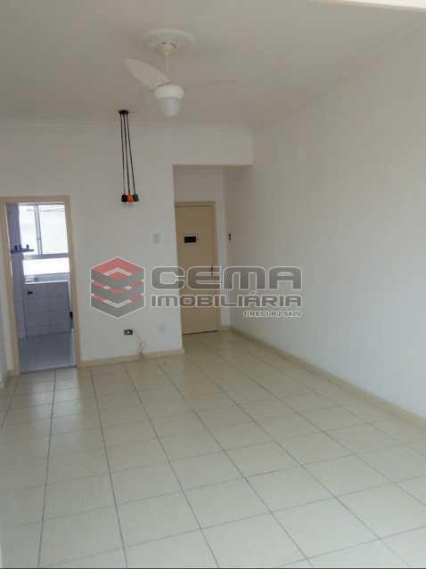 Sala - Apartamento 2 quartos para alugar Laranjeiras, Zona Sul RJ - R$ 2.500 - LAAP25349 - 6