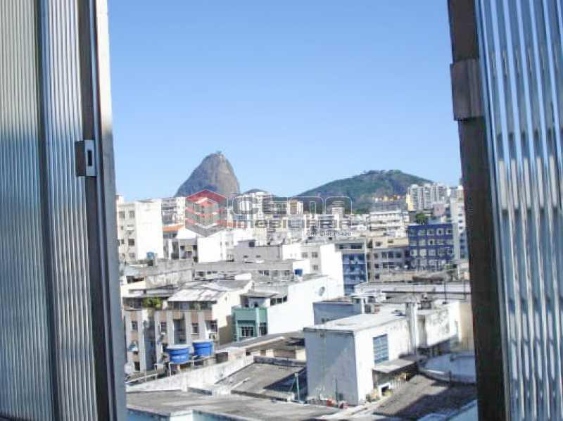 Vista sala - Pão de açúcar. - Apartamento 2 quartos para alugar Laranjeiras, Zona Sul RJ - R$ 2.500 - LAAP25349 - 1