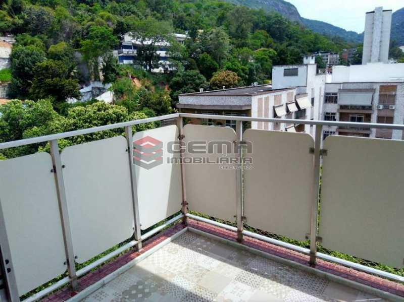 69a59bdf23bd913b2a229d0ea68783 - Apartamento 3 quartos à venda Tijuca, Zona Norte RJ - R$ 480.000 - LAAP34544 - 8