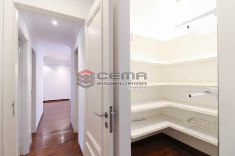 Closet - Apartamento 3 quartos para alugar Laranjeiras, Zona Sul RJ - R$ 4.600 - LAAP34546 - 16