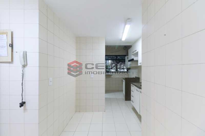 Cozinha  - Apartamento 3 quartos para alugar Laranjeiras, Zona Sul RJ - R$ 4.600 - LAAP34546 - 20