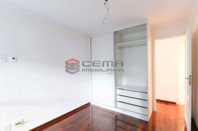 Quarto 1 - Apartamento 3 quartos para alugar Laranjeiras, Zona Sul RJ - R$ 4.600 - LAAP34546 - 9
