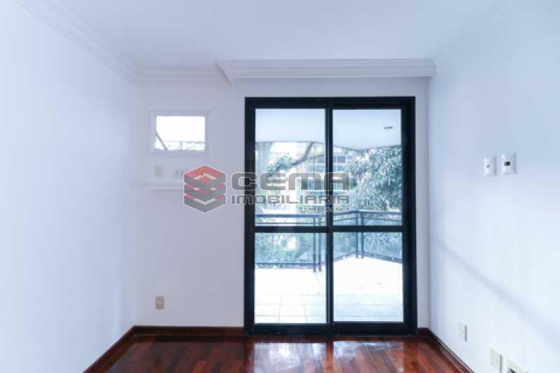 Quarto 1  - Apartamento 3 quartos para alugar Laranjeiras, Zona Sul RJ - R$ 4.600 - LAAP34546 - 10