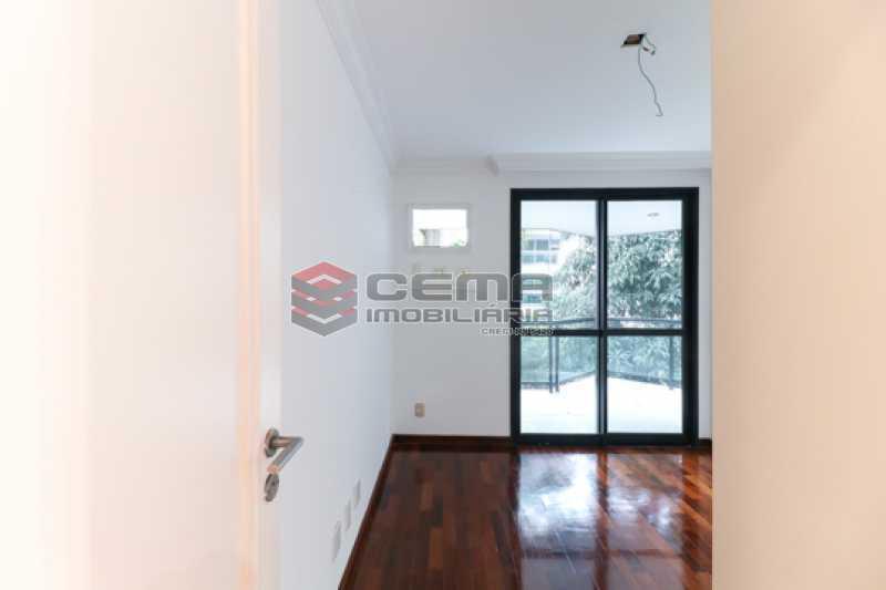 Quarto 1 - Apartamento 3 quartos para alugar Laranjeiras, Zona Sul RJ - R$ 4.600 - LAAP34546 - 8