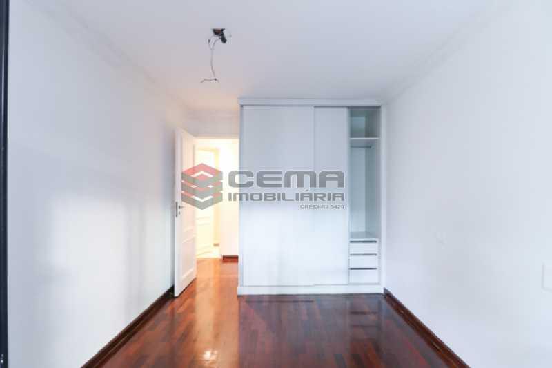 Quarto 2  - Apartamento 3 quartos para alugar Laranjeiras, Zona Sul RJ - R$ 4.600 - LAAP34546 - 13