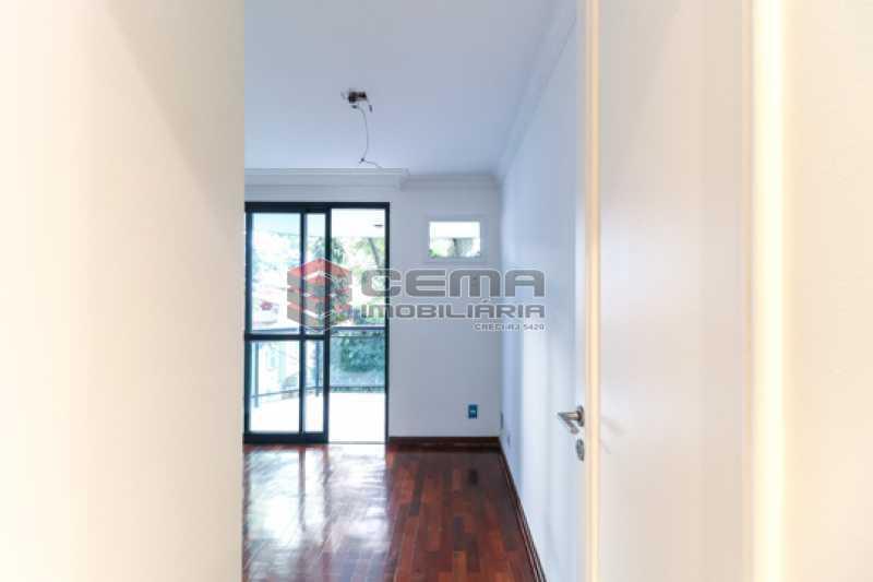 Quarto 2 - Apartamento 3 quartos para alugar Laranjeiras, Zona Sul RJ - R$ 4.600 - LAAP34546 - 12