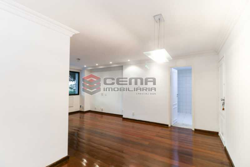 Sala  - Apartamento 3 quartos para alugar Laranjeiras, Zona Sul RJ - R$ 4.600 - LAAP34546 - 5