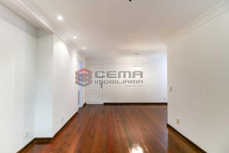 Sala  - Apartamento 3 quartos para alugar Laranjeiras, Zona Sul RJ - R$ 4.600 - LAAP34546 - 6