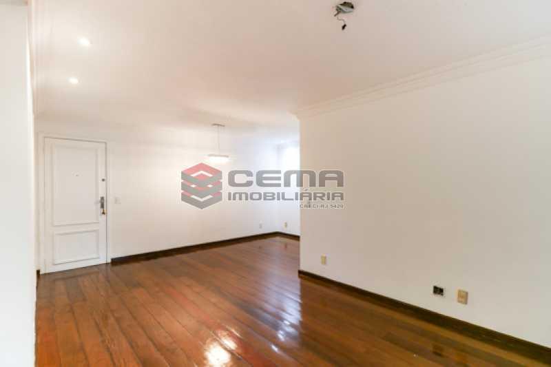 Sala  - Apartamento 3 quartos para alugar Laranjeiras, Zona Sul RJ - R$ 4.600 - LAAP34546 - 7