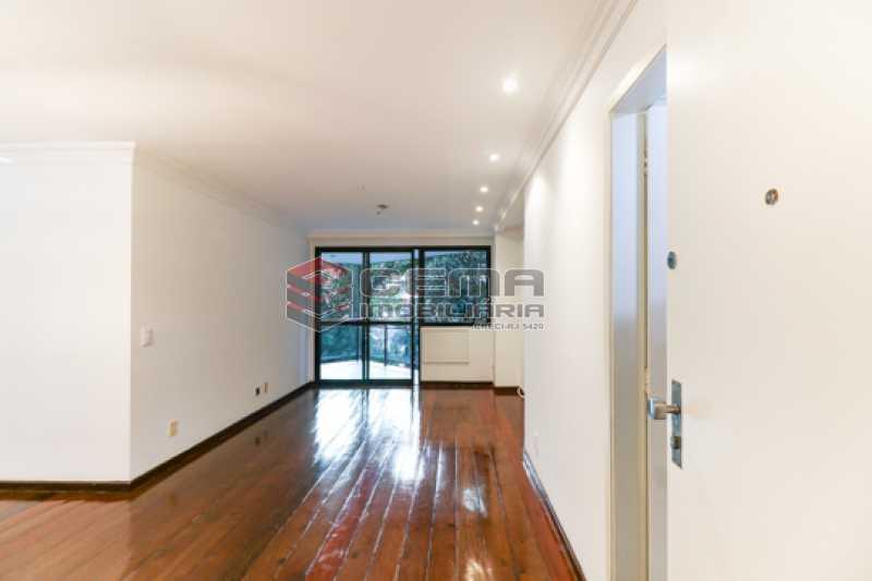 Sala - Apartamento 3 quartos para alugar Laranjeiras, Zona Sul RJ - R$ 4.600 - LAAP34546 - 4
