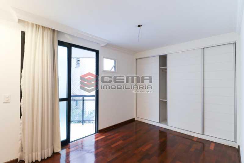 Suíte  - Apartamento 3 quartos para alugar Laranjeiras, Zona Sul RJ - R$ 4.600 - LAAP34546 - 14
