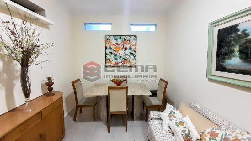 Sala - Apartamento para alugar Rua Santo Amaro,Glória, Zona Sul RJ - R$ 1.300 - LAAP12992 - 4