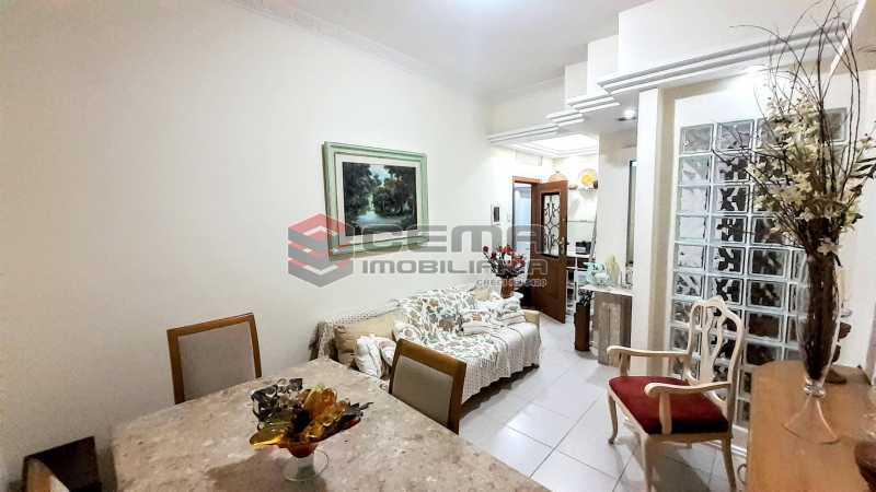 Sala - Apartamento para alugar Rua Santo Amaro,Glória, Zona Sul RJ - R$ 1.300 - LAAP12992 - 3