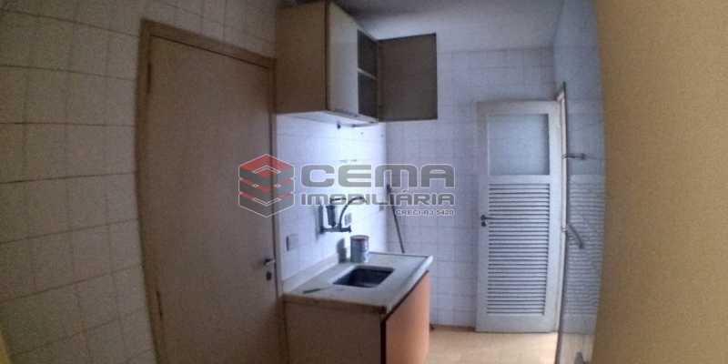 Cozinha  - Apartamento 1 quarto para alugar Laranjeiras, Zona Sul RJ - R$ 1.500 - LAAP12998 - 11
