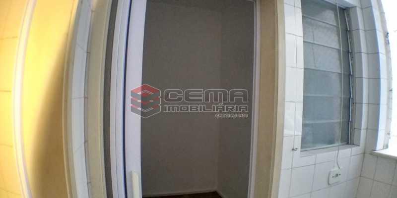 Dependência de serviço  - Apartamento 1 quarto para alugar Laranjeiras, Zona Sul RJ - R$ 1.500 - LAAP12998 - 16