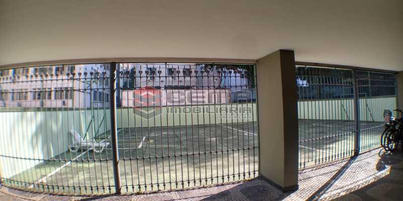 Quadra - Apartamento 1 quarto para alugar Laranjeiras, Zona Sul RJ - R$ 1.500 - LAAP12998 - 17